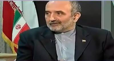 Iranian Ambassador did not tender apology or regrets over Military Chief statement