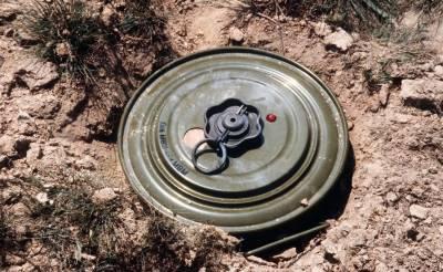 Landmine blast in Balochistan