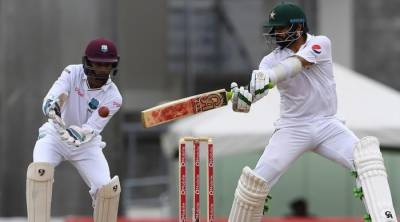 Pak Vs WI 3rd test match day 1 score update