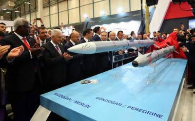 Pakistan defense companies attracts many visitors in Istanbul IDEF-17