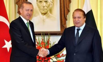 Pakistan - Turkey ink landmark defence deal