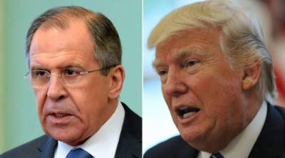 Russian Foreign Minister to meet US President Donald Trump