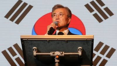 S Korea's new President expresses willingness to visit N Korea