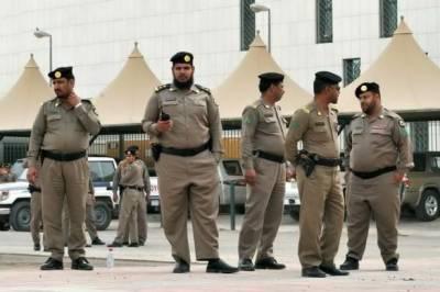Saudi Police raids Shi'ite resident area