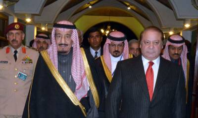 -Top Stories: PM Nawaz Sharif to meet Trump in Saudi Arabia, reveals prominent anchor