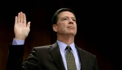 Why Donald Trump has fired FBI Director James Comey
