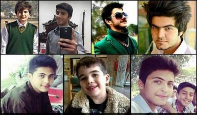 APS Peshawar attack two militants hanged today