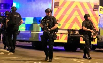 British police unearths network behind Manchester attack