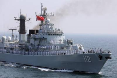 Chinese Navy to be made World Class, vows Xi JinPing