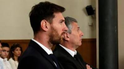 Lionel Messi 21 months jail confirmed by Spain's Supreme Court