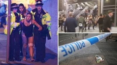 Manchester attack suspect family arrested from Libya
