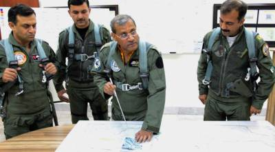 PAF Forward Bases operationalised after IAF Chief threat