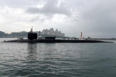 US nuclear submarines sent to North Korea Waters: NYT