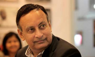 Hussain Haqqani reveals he is living in exile because of working for US