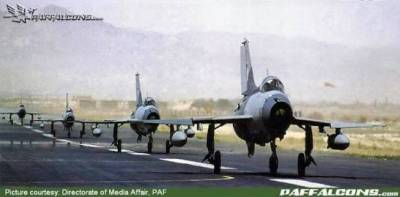 PAF Fighter Jet crashes near Mianwali, Pilot ejects safely
