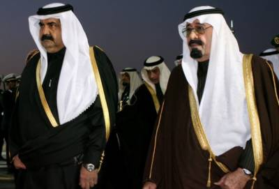 Saudi Arabia blocks Qatari media reflecting rift among Gulf States