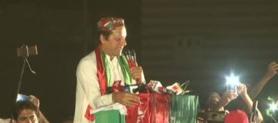 Unemployment in Pakistan is because of rulers corruption: Imran Khan