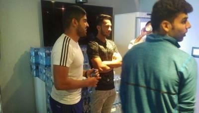 Haris Sohail replaces Umar Akmal in Birmingham