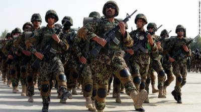 Afghan Military Bases hit hard by Taliban attack