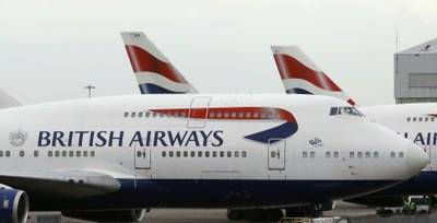 British Airways cancels all flights from London