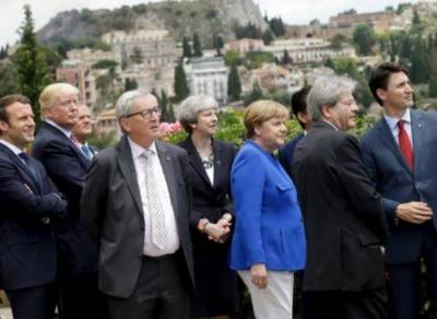 G-7 Nations agree to do more against terrorism