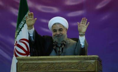 Iran offers talks to Arab nations for peace and brotherhood
