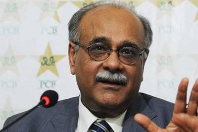 Najam Sethi recommended for