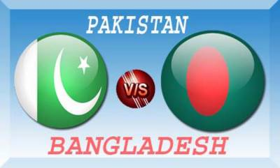 Pakistan in trouble against Bangladesh in first warm up match