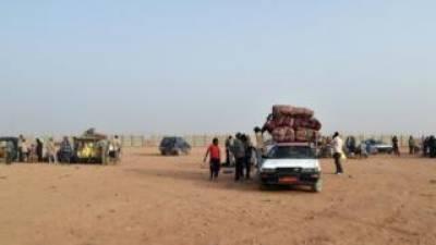 44 people die of thirst in Sahara Desert