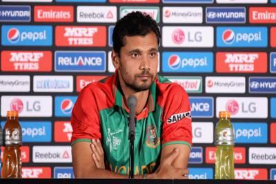 Champions Trophy 2017: Bangladesh Captain warns England ahead of opener