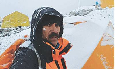 Col (R) Jabbar Bhatti survived at Mount Everest camp without oxygen for 4 days