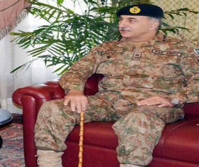 Corps Commander Peshawar visits South Waziristan border