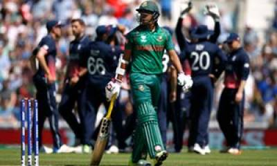 England Vs Bangladesh live score update