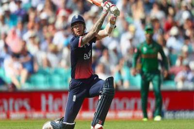 England Vs Bangladesh match scorecard in ICC Champions Trophy opener