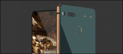Essential Phone: Android Software creator Andy Rubin launches his own phone