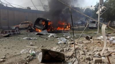 Haqqani network behind Kabul bombing: Afghan NDS