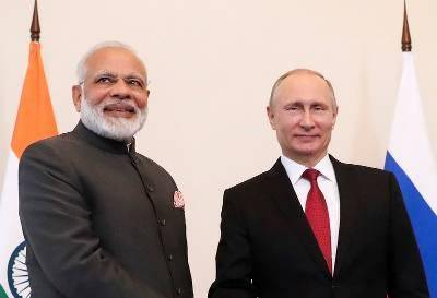 India-Russia ink two nuclear power plants deal