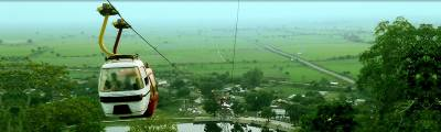 Ropeways Transport System for Lahore planned