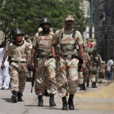 Sindh Rangers arrest 10 criminals, 5 MQM members from Karachi