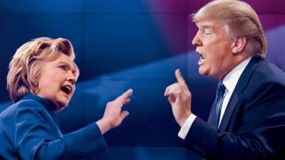 Trump - Hillary Twitter war intensifies