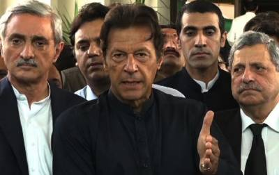 We will not get black mailed at any cost: Imran Khan