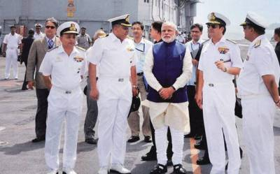 Indian Navy official commits suicide, second incident in a row