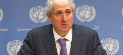 UN expresses serious concerns over Occupied Kashmir situation