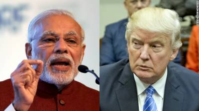 US President Donald Trump hits out hard at Indian government