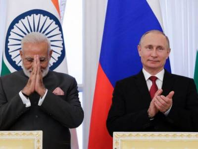 Vladimir Putin disappoints India over Pakistan's involvement in terrorism in Kashmir