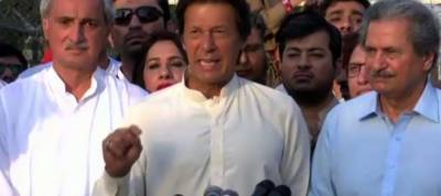We will not let rulers run to Jeddah: Imran Khan