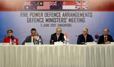 Asian Nations unite against giant China fear
