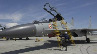 Chinese Air Force violates Indian Air space: IAF