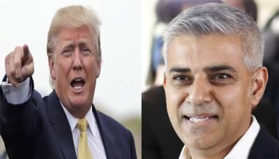 Donald Trump hits out at London Muslim Mayor after London attack