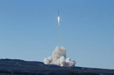 SpaceX launches Falcon 9 Rocket to place satellites in orbit
